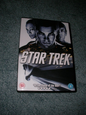 star trek, dvd