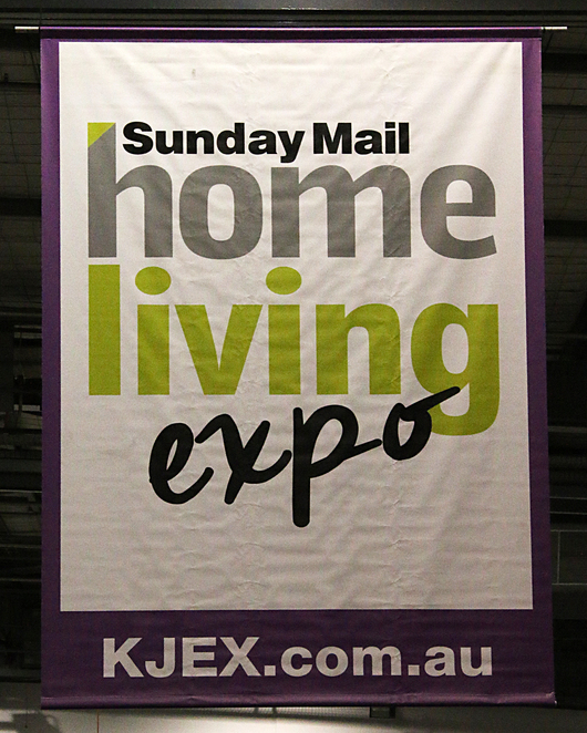Sunday, Mail, Home, Living, Expo, 2019, sign