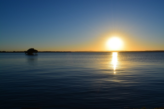 Sunrise, Dawn, Redland Bay, Bay, Picnic, Romantic