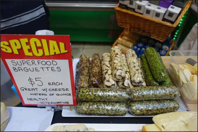 Superfood Baguettes