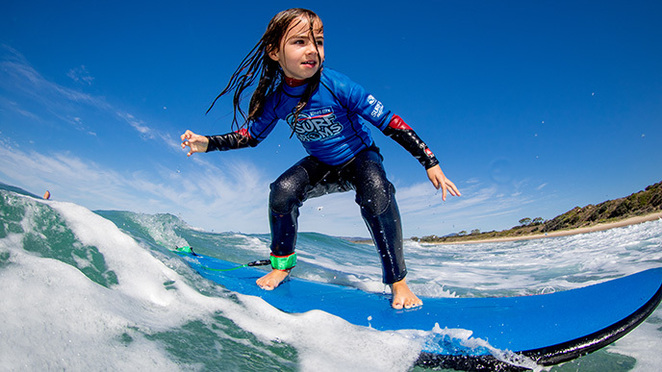 Image courtesy of the Weetbix Surf Groms website