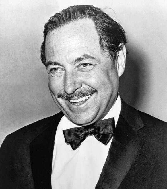 online, literature, prohibition, Tennessee Williams, playwright, North Carolina, Kentucky, New Orleans, drama, theatre, film