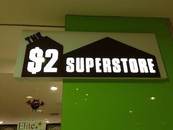 The $2 Superstore Southland