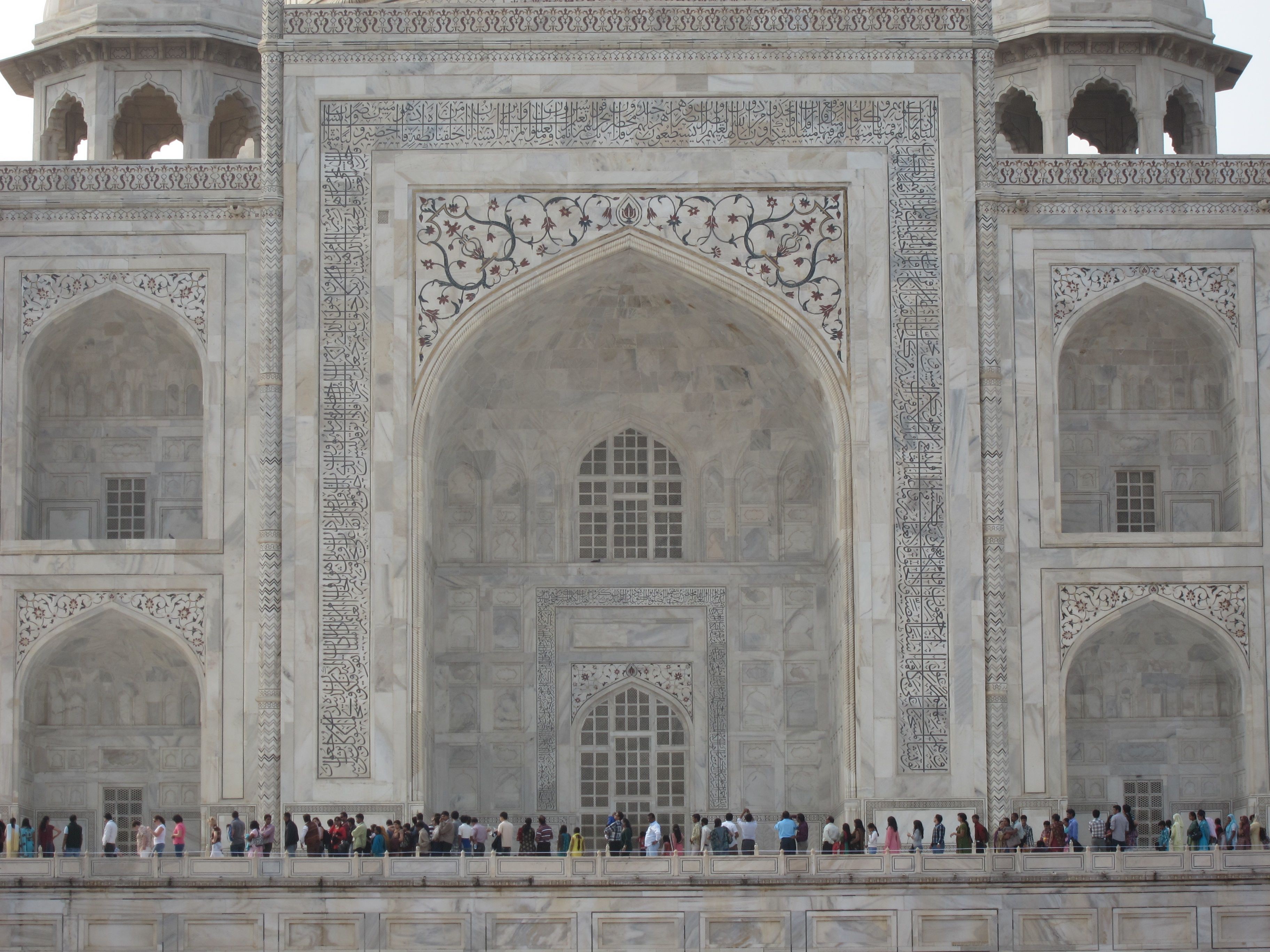 Pictures of the inside of taj mahal 3x6 Gray Glossy Crackle Glazed Subway Ceramic Tile