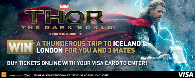 Thor, Event Cinemas, Win