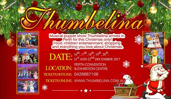 Thumbelina,flyer