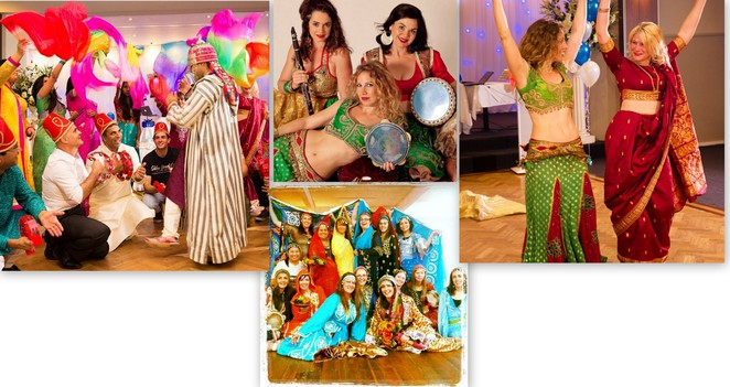 ulah, belly dance, adult birthday