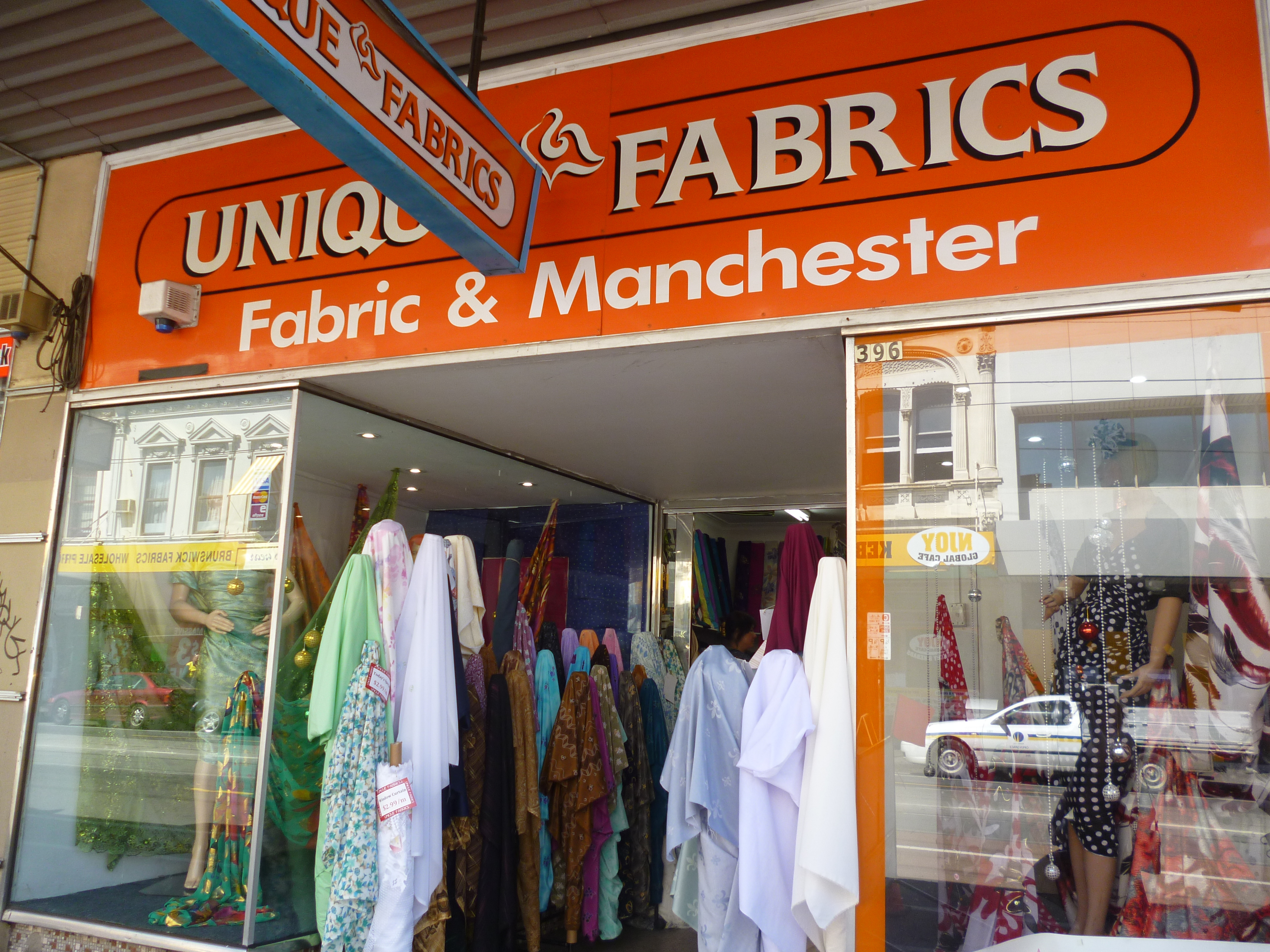 Cheap fabric stores on sydney road brunswick melbourne for Fabric retailers