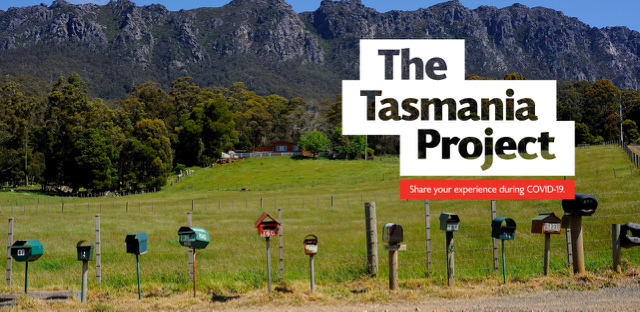 UTAS, The Tasmania Project, COVID-19, Coronavirus, research, participate, online, online study, help from home, help with research, Tasmania, Hobart,