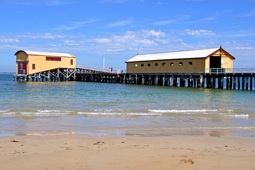 Victoria Port Phillip Bay Indented Head Excursion Steamer Cruise Cruising Ship Ships Shipping