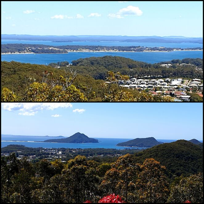 Views, lookout, free, scenery, whale watching, accessible, nature, environment, photography, Nelson Bay