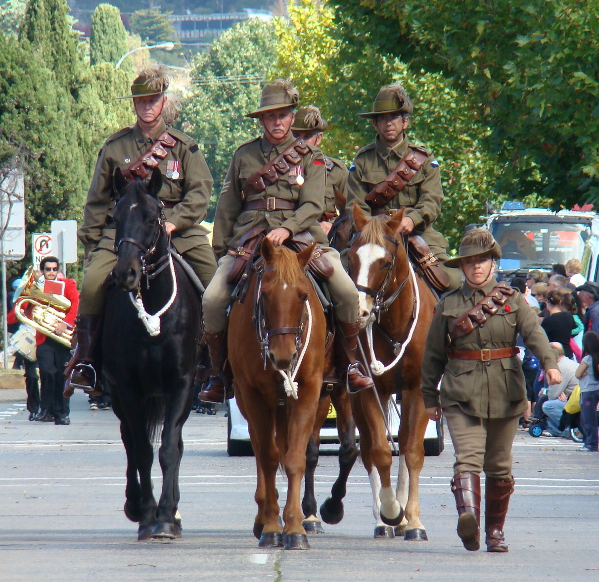 Queanbeyan Australia  city photos : ... Queanbeyan 2010 Image from Australian Light Horse Association