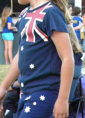 Australia Day at Rooty Hill