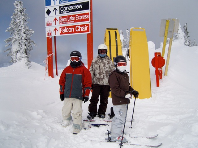 Big White, ski destination resorts, Canada, Aussie friendly