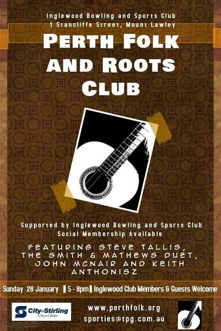blues and roots club