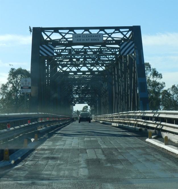 bridge, Abbotsford, Murray, Truss