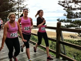 Bring some friends and get fit together/Image from Sunshine Coast Run Series