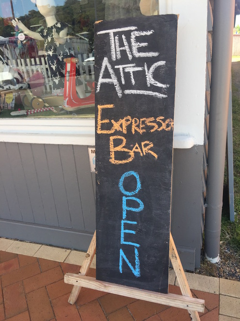 cafe, coffee, yeppoon