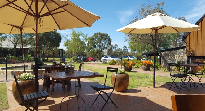 Cafe, Hunter Valley, brunch, lunch, al fresco