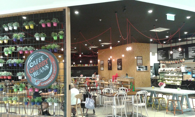 caffe cherry beans, tuggeranong, coffee, arabia beans, best coffee shops in tuggeranong, canberra, ACT, cafes, breakfast, lunch,