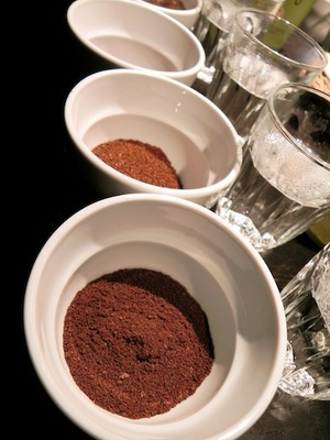 Campos Coffee Cupping Session