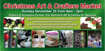 Christmas Art & Crafters Market