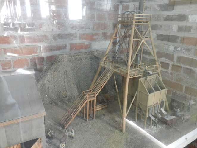 diorama, charters towers, assay museum, history of mining in australia, things to do in charters towers, museums in charters towers,