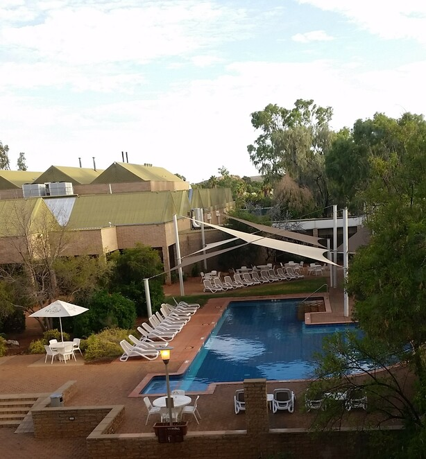 DoubleTree Hilton Alice Springs, hotel, Alice Springs, NT, Hilton Hotel, outback