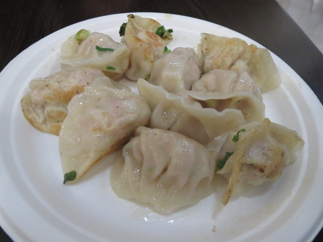 Dumpling Shanghai House, Shanghai Pan-fried Dumplings, Adelaide