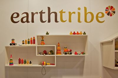 Toys at Earthtribe
