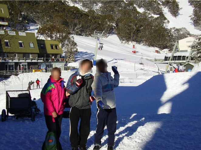 Falls Creek Alpine Resort, image by David Francis