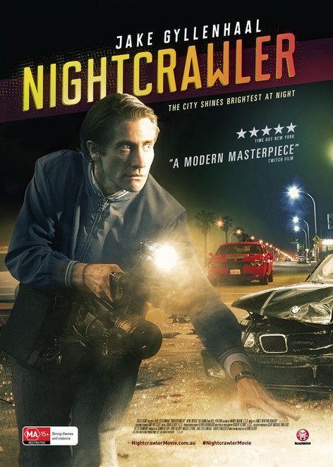 an examination of the sociopath lou bloom in the 2014 film nightcrawler In the film serenity, outlaw malcolm reynolds and his crew revealed to the entire 'verse the crimes against humanity undertaken by the sinister alliance government.