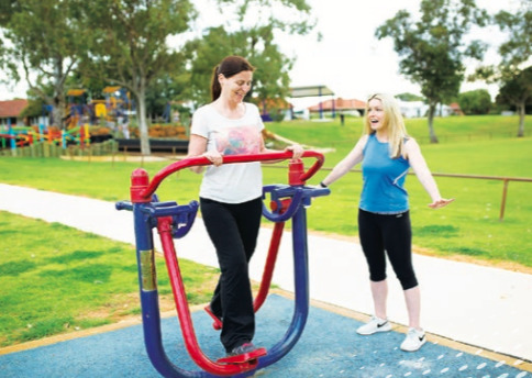 Free fitness in Cockburn, Be Active Cockburn, Free Flabuless Family Fun in Cockburn, fitness Cockburn, free outdoor fitness sessions, free gym equipment Perth