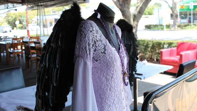 garment wings angel spiritual realm shop wellington point