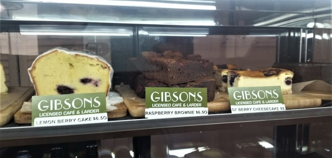 Gibsons Licensed Cafe and Larder