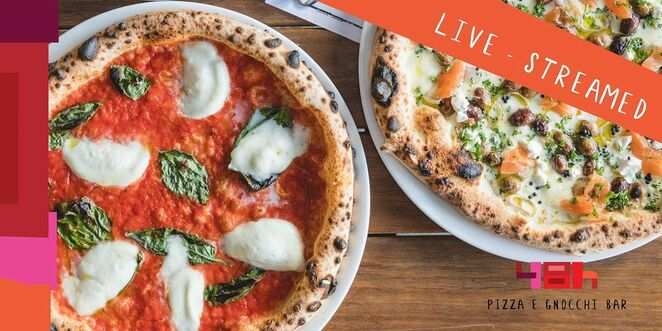 gnocchi pizza and pasta masterclass, community events, cooking classes, italian cooking workshops, fun things to do, 48h pizza e gnocchi bar, italian restaurant south yarra, food and wine, entertainment