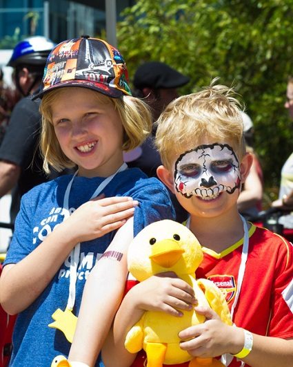 great brisbane duck race
