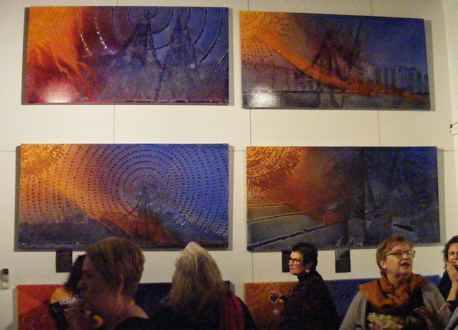 Art at the Henderson Gallery