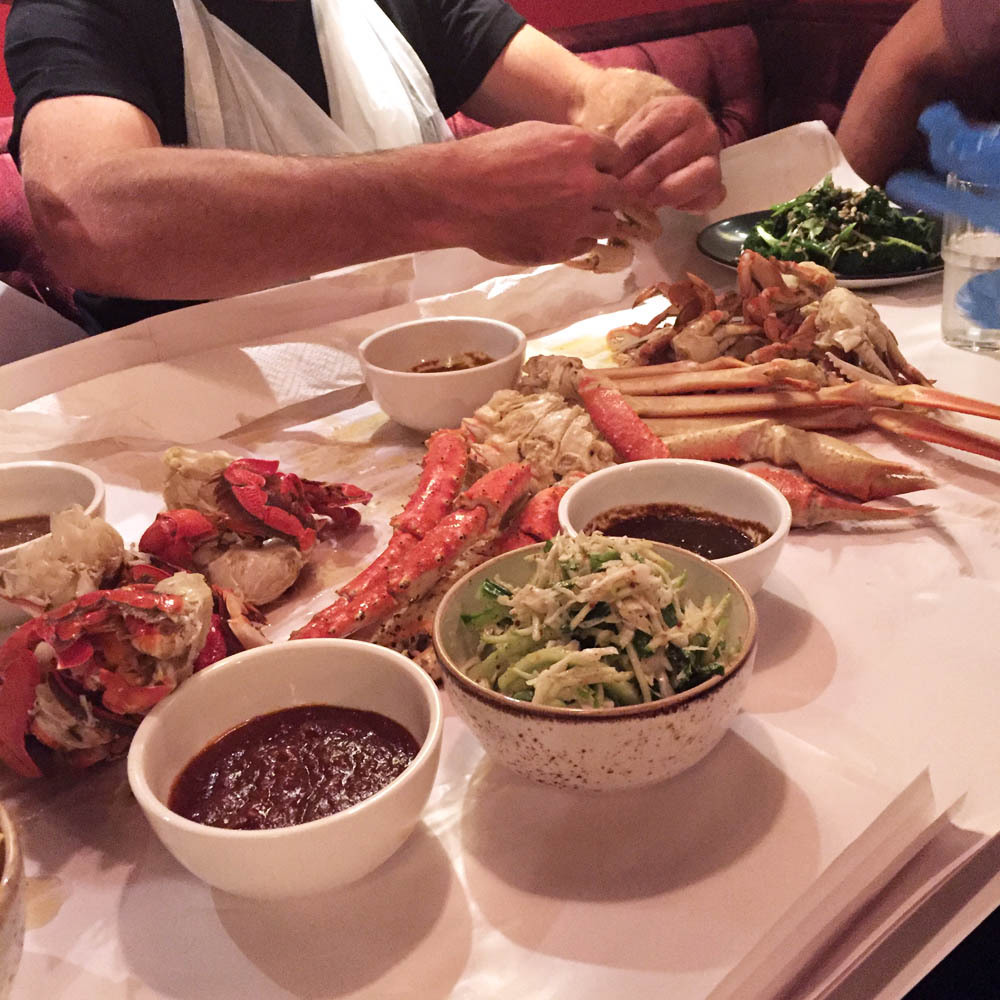 House of crabs st kilda melbourne for American cuisine melbourne