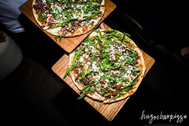 Hugos pizza sydney thursday $10