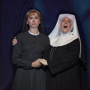 Maria and the Mother Abbess