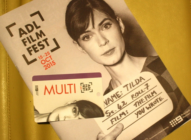 Got your tickets? Adelaide Film Festival 2015