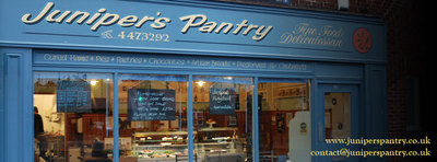 Juniper's Pantry, Silksworth, Sunderland