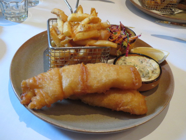 Kentish Arms Hotel, Fish and Chips, Adelaide