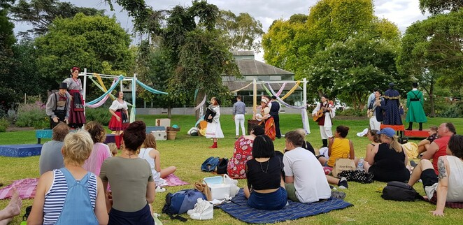 Melbourne, shakespeare, company, merry, wives, windsor, st kilda, malvern, theatre, 2019, family, school, holidays