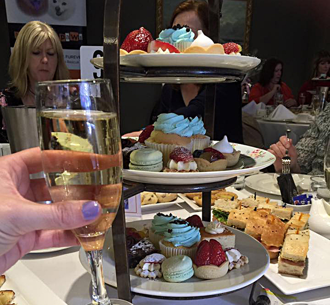 moving paws, high tea, stamford plaza, food, fun, entertainment, indulge