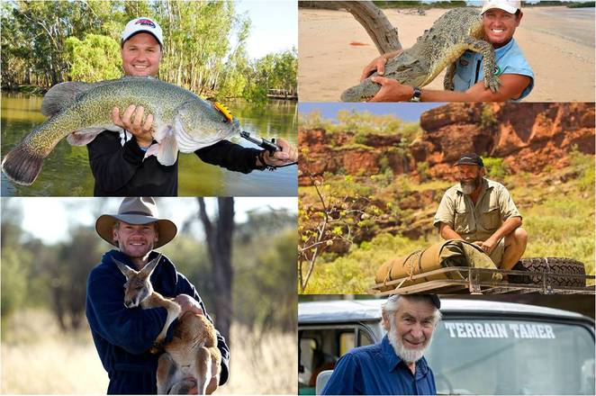 National 4x4 Outdoors Show and Fishing & Boating Expo industry experts & special guests