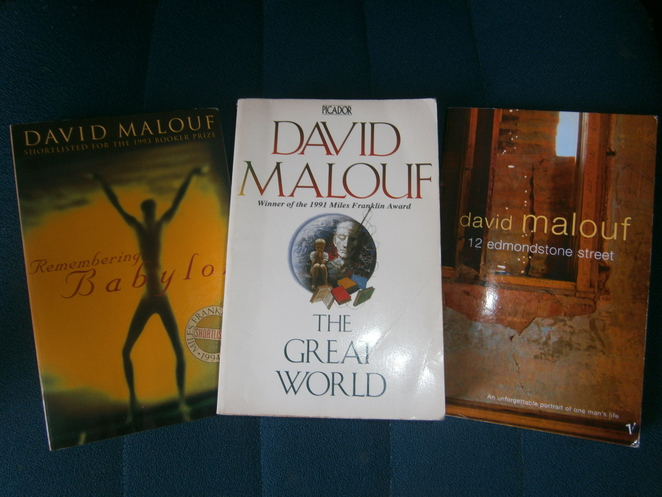 novel australia Brisbane Malouf