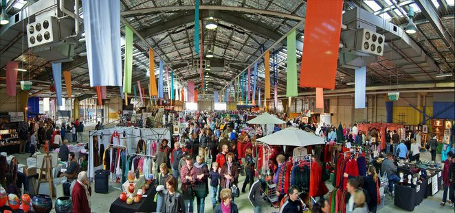 old bus depot markets, markets in canberra, weekend markets in canberra,