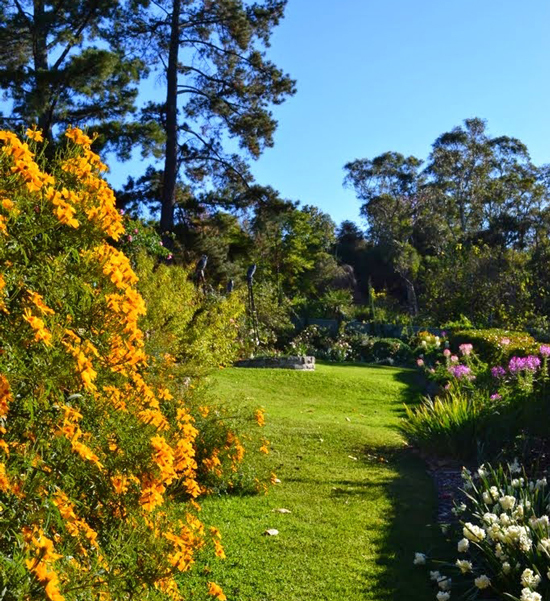 Open Gardens Australia, Sunstone Lodge